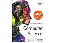 AQA A-level computer science textbook