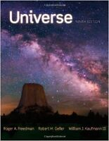 Astronomy Textbook - Universe 9th Edition