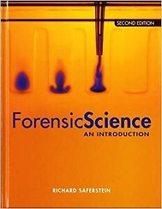 Ph.D. SafersteinForensic Science: An Introduction, 2nd Edition