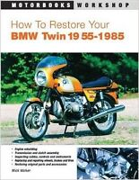 BMW Motorcycle Restoration Book(s) and other ....