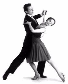 Dance partner (lady) needed for ballroom dance class