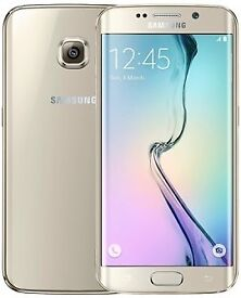 SAMSUNG Galaxy S6 Edge 64GB GOLD - GREAT CONDITION