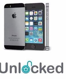 Apple iPhone 5S Smart Phone - Space Grey - Unlocked 32GB