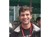 Physics, Maths and Engineering Tutor - Cambridge/MIT Aerospace Engineering Graduate