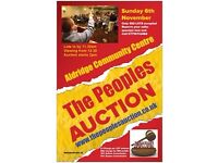AUCTION ALDRIDGE Community Centre Walsall Sunday November 6th