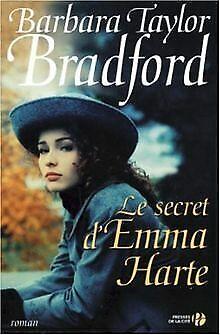 Le Secret d'Emma Harte von Taylor Bradford, Barbara | Buch | Zustand gut (Barbara Taylor Bradford Harte)