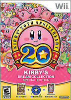 Kirby's Dream Collection (Jeux pour la wii) Neuf