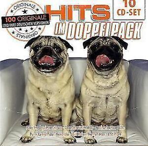 Hits im Doppelpack von Elvis Presley,Peter Kraus,Dean Martin,Freddy Quinn (2011)