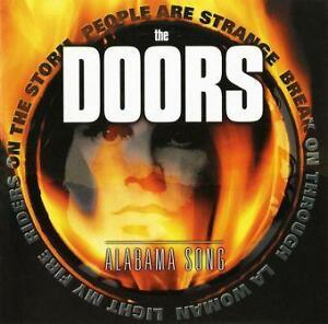 Alabama Song von The Doors - <span itemprop='availableAtOrFrom'>Künzell, Deutschland</span> - Alabama Song von The Doors - Künzell, Deutschland