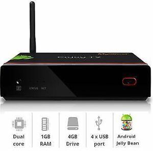 Used MyGica ATV1200, Dual Core Android TV Box XBMC APPLE TV