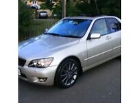 Stolen Lexus is200- REWARD