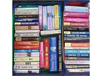 Danielle Steel novels (43 of them!)