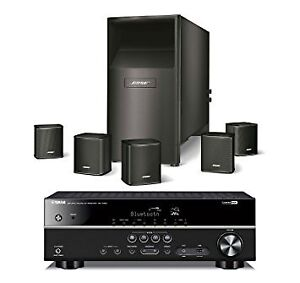 Bose Acoustimass Home Theater System