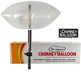 Large Chimney Balloon - Draught Excluder