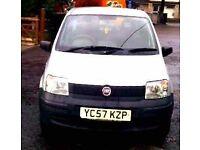 Fiat Panda 1.1 silver 5 door hatchback with over 6 months MOT