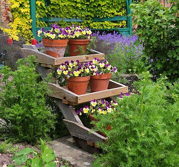 Es Kommt Auf Die Planung An: Pflanzen-tipps, Damit Es Im Garten ... Ein Hubsches Blumenbeet Planen