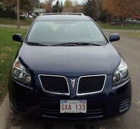 Price Drop!!!! 2009 Pontiac Vibe Hatchback