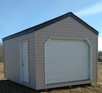 Portable Sheds and Garages