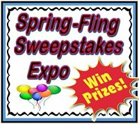 Spring-Fling Sweepstakes Expo April 17th