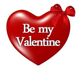 """BE MY VALENTINE """"Love me back edition"""""""