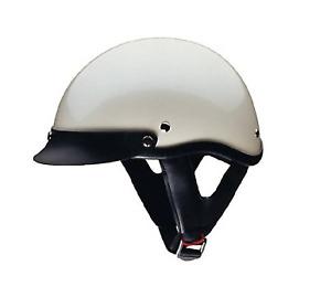 Motorcycle Half Helmet - DOT