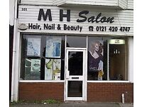 Massage, Female Waxing, Tanning