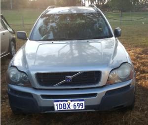 2005 VOLVO XC90 2.5L TURBO 4WD 5SP AUTO || NOW WRECKING (#V1005) Bankstown Bankstown Area Preview