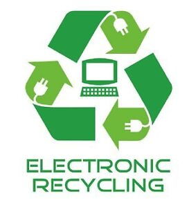 I want your old computers! Safely Recycle your Ewaste..
