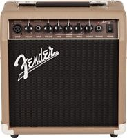 Ampli de guitare acoustique Fender Acoustasonic 15