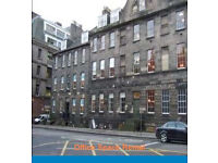 ** Charlotte Street - Central Edinburgh (EH2) Serviced Office Space to Let