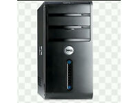 Dell vostro 200 core 2 duo computer pc tower with 4gb ram windows 7