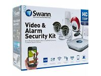 Swann Video & Alarm Security Kit