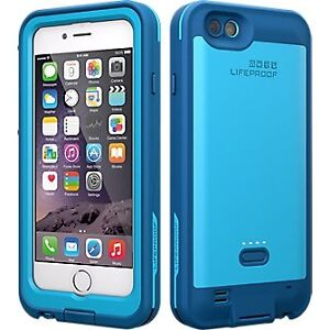 iPhone 6 Plus lifeproof FRE power case