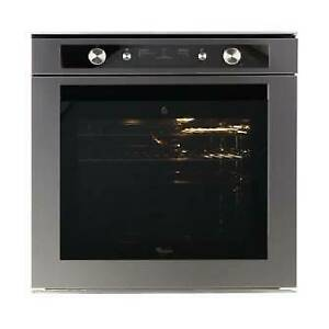 New in Box - Whirlpool Oven 67ltr/60cm S/S 8 function AKZM654IX
