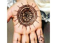 Wedding guest henna from £3