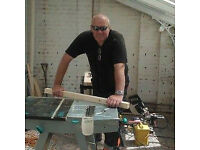 tradesman for your property with 13 years english domestic experiens and over 20 years europein