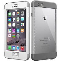 Lifeproof nuud for iPhone 6 Plus (white)