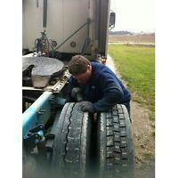 Regrooving TruckTires(Mobile)Ontario.22.5/24.5 445's
