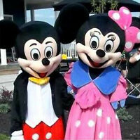 Make $$$ Dressing Up As Characters For Parties & Events !