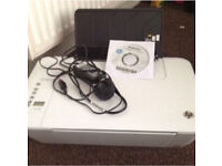 HP DESKJET 2540. printer/scanner /coppier new condition