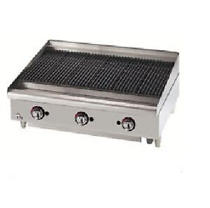 Commercial Restaurant Broiler Grill