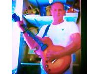 GUITARIST PLAYS VARIOUS STYLES ENJOYS WRITING SONGS