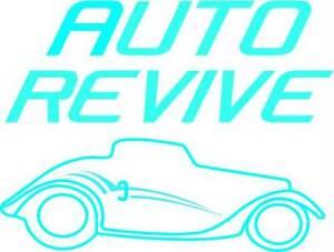 AUTO REVIVE- VINYL CUT STICKERS - VEHICLE SIGNS & GRAPHICS Cockburn Area Preview