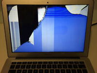 "Mabook Air 13"" Screen Repair! Best Price in GTA Guaranteed!"