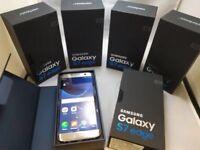 Samsung S7 Edge Brand new Unlock Boxed