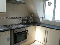 2/3 flat russell road w14 by kensington high street and olympia station