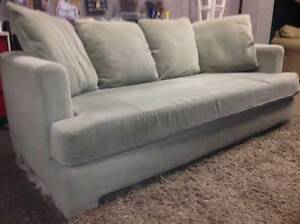 Grey / Green COUCH - delivery