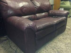 electric, reclining LOVE SEAT - delivery