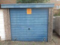 £22pw / £95pcm / £285pq Secure Dry Garage Millhaven Close, Chadwell Heath, Romford, Essex