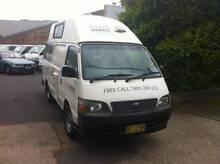 Toyota Hiace 5 Person Campervan - Sydney 0 Woolloomooloo Inner Sydney Preview